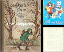 Alte Kinderbücher und Bilderbücher Sammlung erstellt von Tiber-Antiquariat