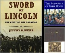 Civil War Curated by John Rybski, Bookseller