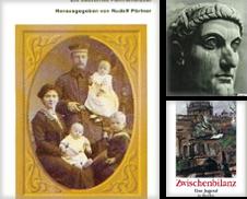 Biographien Sammlung erstellt von Dr. Reinhard Hauke Versandantiquariat
