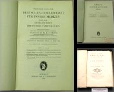 Alte Medizin Sammlung erstellt von Antiquariat Bebuquin (Alexander Zimmeck)