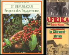 Afrika Sammlung erstellt von Bücher bei den 7 Bergen