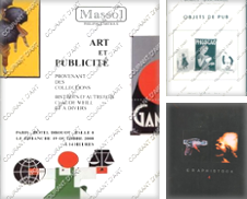 Advertising Curated by Librairie Courant d'Art