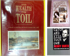 Australian history Curated by Bendigo Book Mark 2