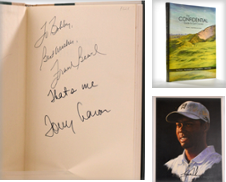Book Curated by Fine Golf Books