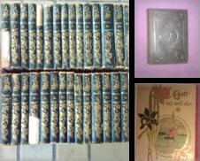 Belletristik Curated by Antiquariat Antik-Bücher,  Inh. Erdmann