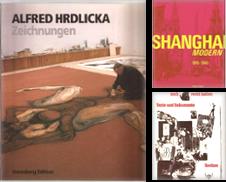 Kunst (Kunstgeschichte) Sammlung erstellt von Antiquariat Mang