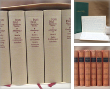 Ältere Literatur Curated by Antiquariat Dieter Eckert