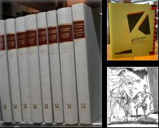 Bibliographien Sammlung erstellt von Antiquariat Halkyone
