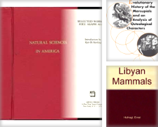 Mammalogy Curated by Paul Gritis Books