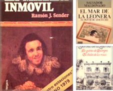 20th Century Spanish Novel de Girol Books Inc.