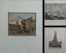 Stadtansichten Sammlung erstellt von Antiquariat Bücher & Graphik