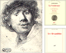 Books with French text Curated by Melanie Nelson Books