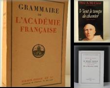 Academie Francaise Proposé par LIBRAIRIE LE GALET