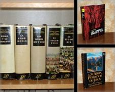 Historia (Geografía) propuesto porr Libros del Reino Secreto
