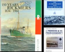 Deutsche Werften Sammlung erstellt von Hans-Joachim Hünteler