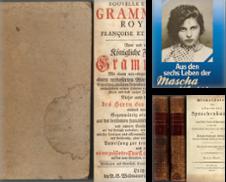 Sprachwissenschaft erstellt von Antiquariat Lenzen GbR