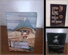 Ciencia Ficción, Fantasía Y Terror de Librería Maldonado