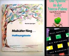 Belletristik Sammlung erstellt von Buch et cetera Antiquariatsbuchhandel