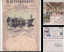Ansichtskarten Sammlung erstellt von Versandhandel für Sammler