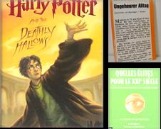 Literatur Sammlung erstellt von Libresso - das Antiquariat in der Uni