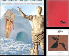 Archäologie Sammlung erstellt von Antiquariat Luechinger