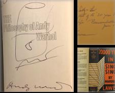 Memoir Sammlung erstellt von Brainerd Phillipson Rare Books