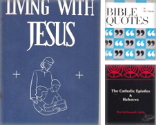 Bible Study Curated by Never Too Many Books