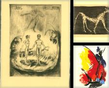 Künstler A bis Z Sammlung erstellt von Stader Kunst-Buch-Kabinett ILAB