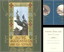 Alpinismus Sammlung erstellt von Antiquariat  Fines Mundi