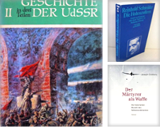 Allgemein Proposé par Bernhard Kiewel Rare Books