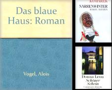 Belletristik Di Buchhandlung ERLKÖNIG