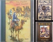 Abenteuer Karl May Sammlung erstellt von KULTur-Antiquariat