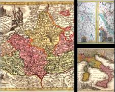 Landkarten 9.20 Sammlung erstellt von Kunsthandlung Goyert