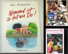 Comics Sammlung erstellt von Dr. Reinhard Hauke Versandantiquariat