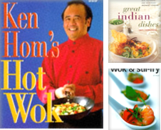 Asian Cookery Curated by Glynn's Books