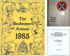Bees Beekeeping Booklets Curated by C. Arden (Bookseller) ABA