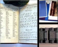 Calligraphy Sammlung erstellt von Priscilla Juvelis Inc., ABAA