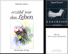 Gedichte Sammlung erstellt von Antiquariat Nam, UstId: DE164665634