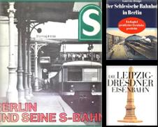 Eisenbahn Sammlung erstellt von Antiquariat und Buchhandlung Dietzel