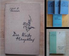 Abenteuerromane Curated by Antiquariat Birgit Gerl