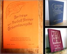 Denken Sammlung erstellt von ANTHROPOSOPHIE-Antiquariat Ruth Jäger