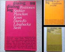 Dialog Sammlung erstellt von Antiquariat BücherParadies