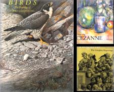 Art Curated by M Godding Books Ltd