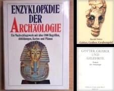 Archäologie Sammlung erstellt von Antiquariat Hobbystube