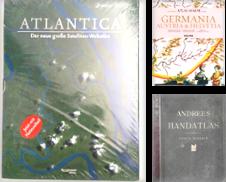 Atlanten, Karten & Pläne Sammlung erstellt von Antiquariat Maiwald