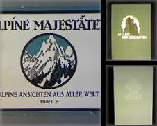 Alpinismus Sammlung erstellt von Antiquariat Matthias Drummer