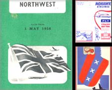 FLUGPLAENE AIRLINES FLUGGESELLSCHAFTEN Sammlung erstellt von Lehmann Daniel