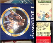 Astrologie Sammlung erstellt von Lausitzer Buchversand