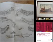 Architektur Sammlung erstellt von Antiquariat Buchseite