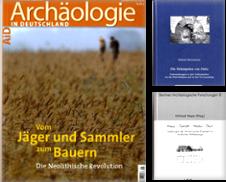 Archäologie Vor- und Frühgeschichte Sammlung erstellt von Versandantiquariat Wolter